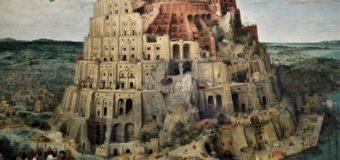 """Il governo Conte e il """"Pozzo di Babele"""""""