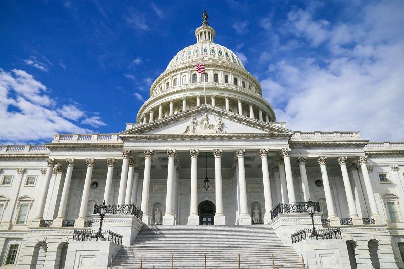 Maggioranza democratica al Congresso. Qui una foto del campidoglio a Washington DC.  Foto louis-velazquez-XWW746i6WoM-unsplash M