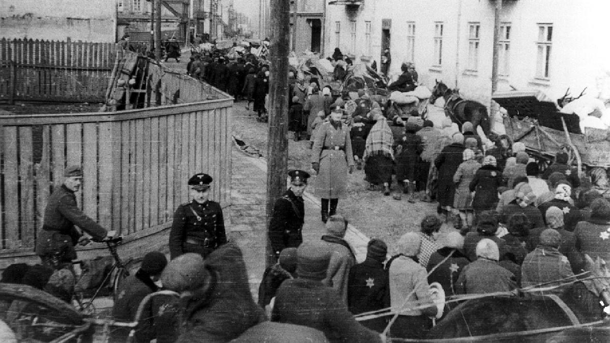 Persecuzione ebrei in Italia rastrellamento ghetto di Roma 16 ottobre 1943