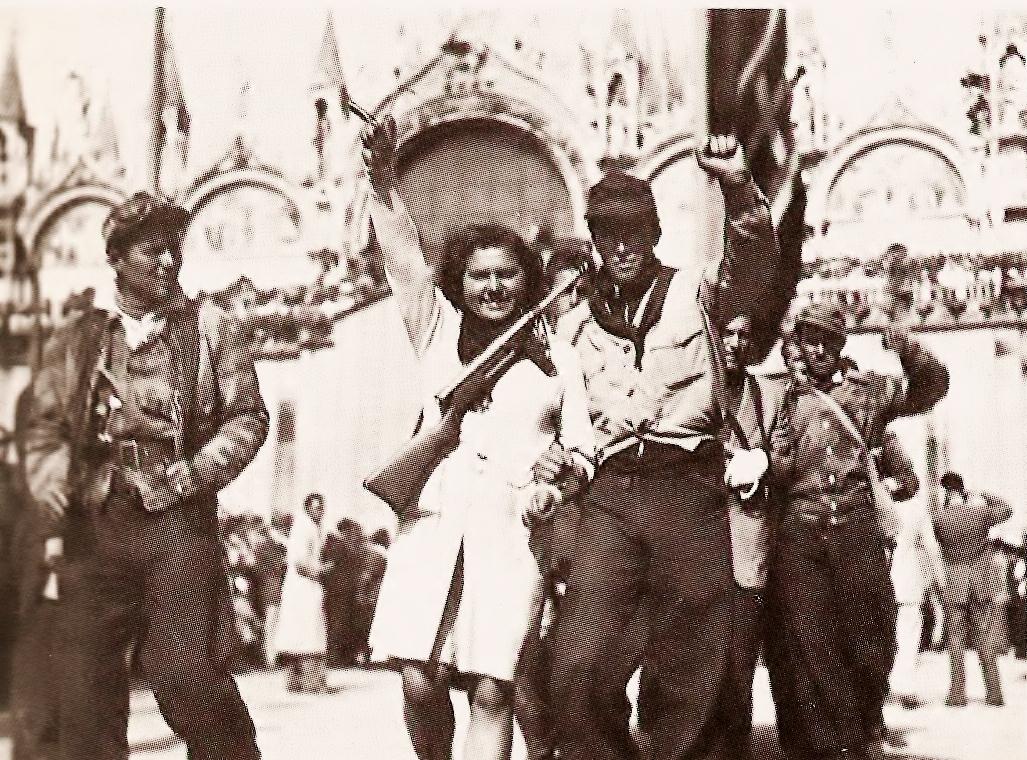 Resistenza Venezia_aprile_1945