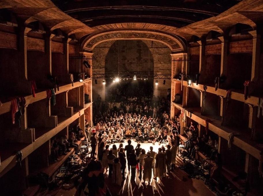 Sanremo 2021 e la solitudine degi spettacoli primi Teatro Garibaldi T Landscape