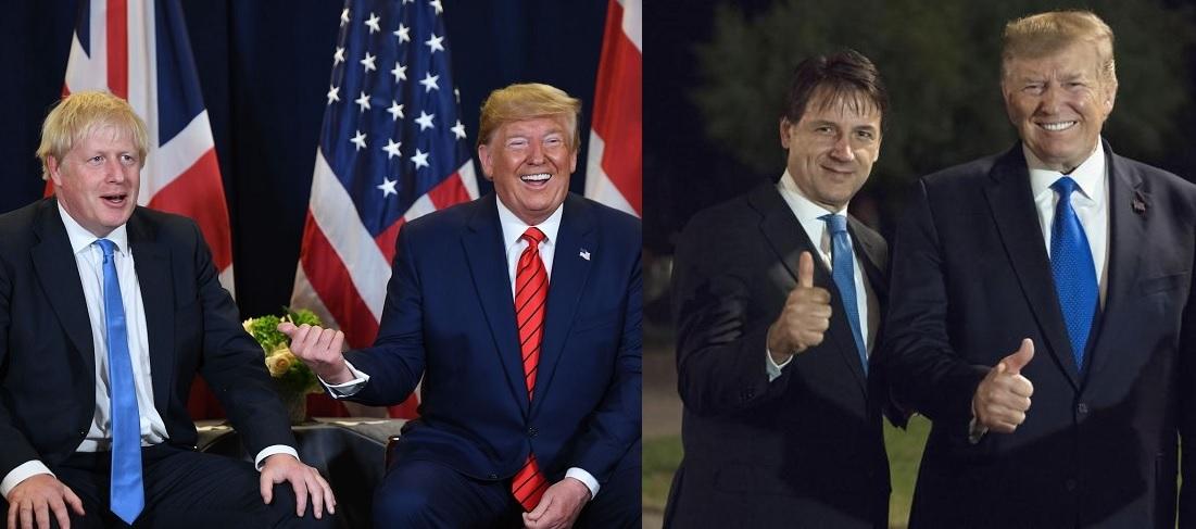 Trump's political friends 2
