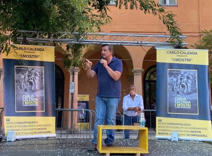 Azione Carlo Calenda presentazione I Mostri 1