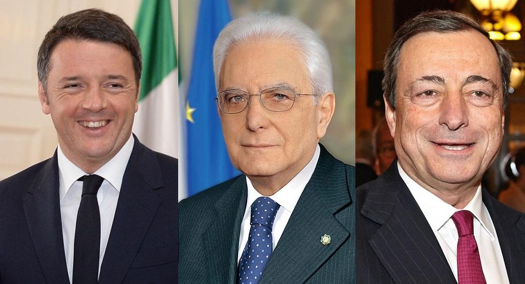 La speranza di una Italia viva Draghi incaricato