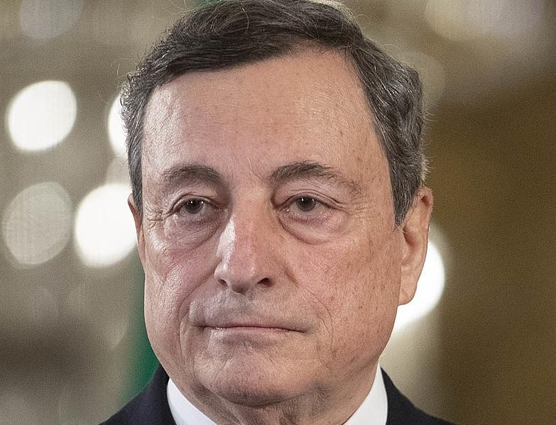 Mario Draghi da Presidenza della Repubblica M