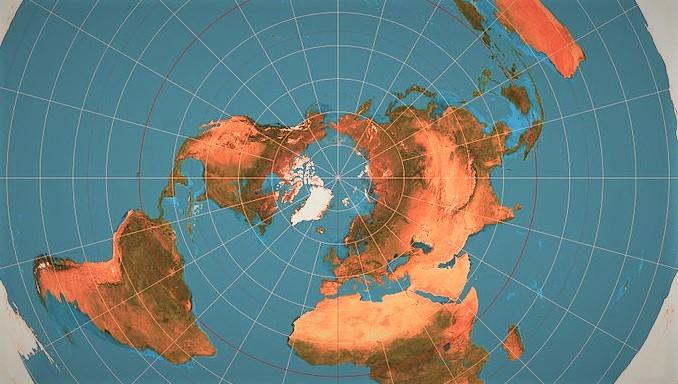 Sbornia della terra piatta T2