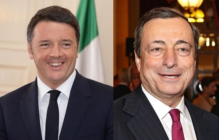 Spread con Draghi al governo solo Renzi aveva fatto meglio