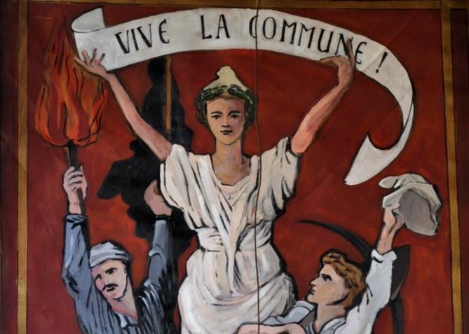 La Comune di Parigi 150 anni