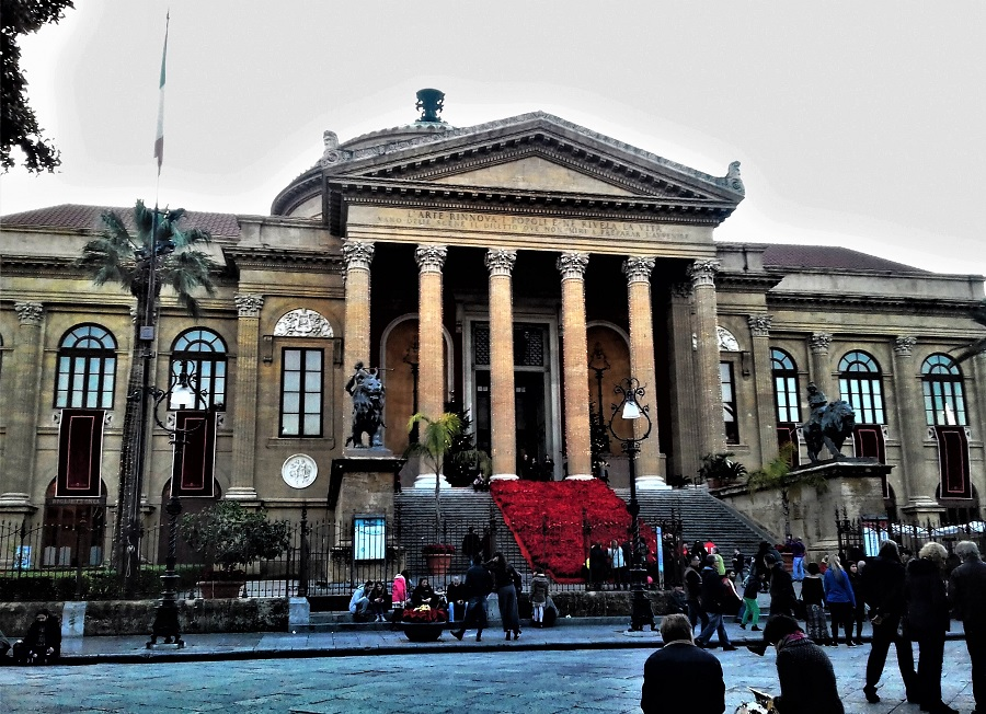 Teatro Massimo Sense for Palermo 3 M