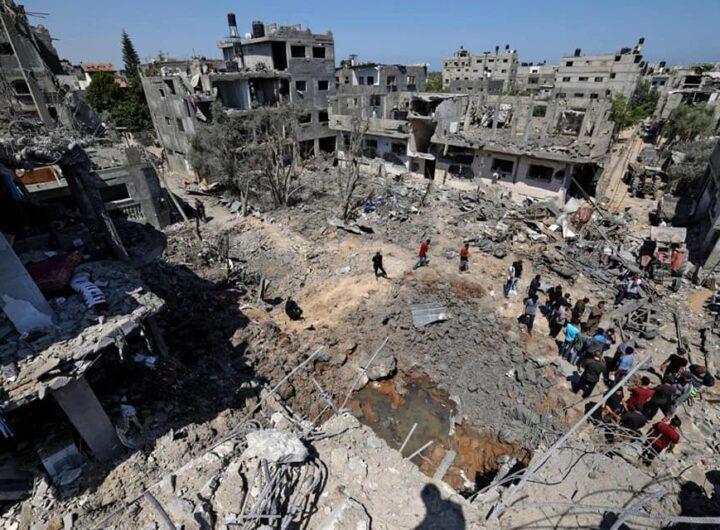 Terra Santa bombe scontri e violenze maggio 2021