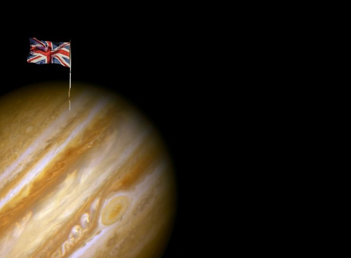 A new UK referendum to leave the Earth for Jupiter 4 M