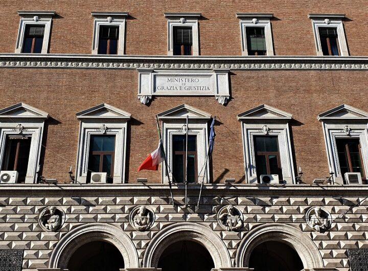 Sei referendum sulla Giustizia Ministero di Grazia e Giustizia Roma