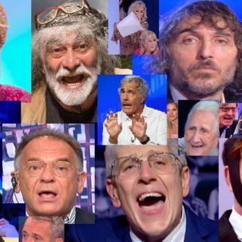 No vax Covid TV e talk show