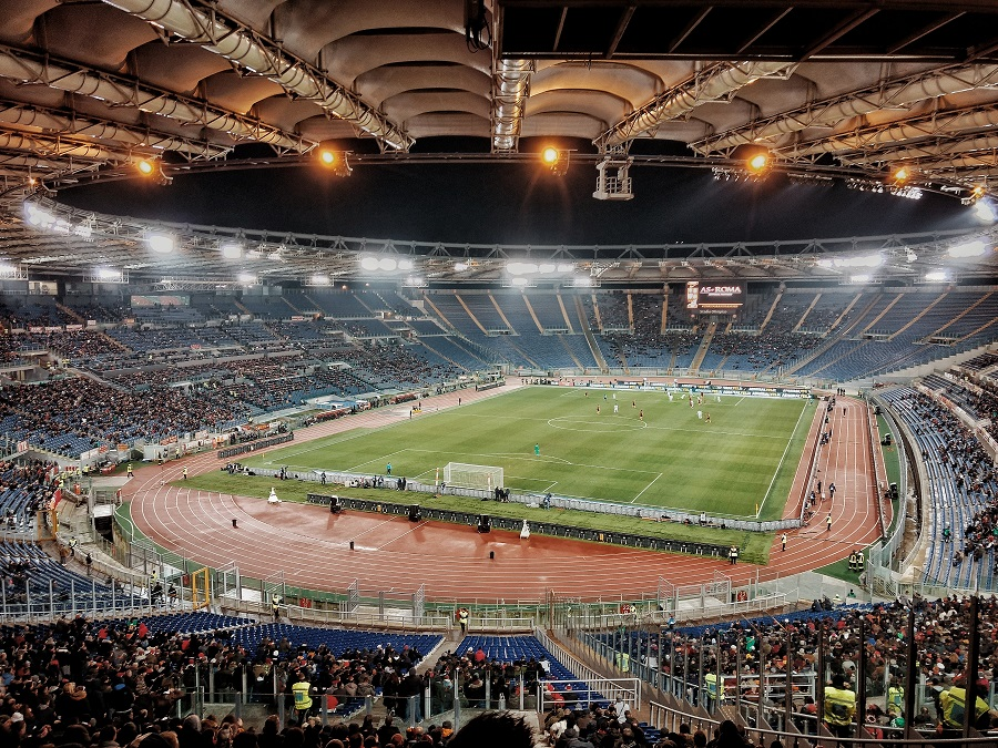 Stadio Olimpico to host England-Ukraine