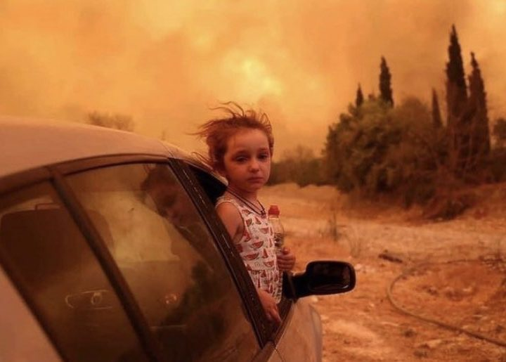 IPPC Climate Change Greece Aug 2021