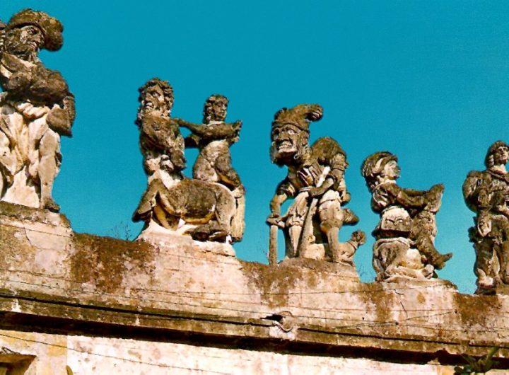 Mafia a Bagheria i mostri di Villa Palagonia